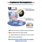 Seguridad Bebe - Protector De Bordes Vidrio, Mesas Esquinero