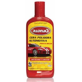 Cera Liquida Automotiva Com Silicone + Carnaúba Alto Brilho