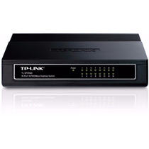 Switch 16 Portas Tp-link 10/100 Mbps Tl-sf1016d Ref: 5586