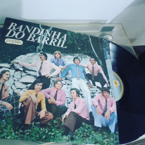 Lp Bandinha Do Barril 1976 Musicolor