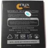 Pila Bateria Nyx 1600 Mah Orbis 77x60 Nueva Super Calidad