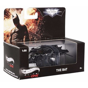 Hot Wheels The Bat 1:50 Scale Elite One Batimovil Batman Dc