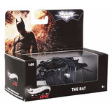 Hot Wheels The Bat 1:50 Scale Elite One Batimovil Batman Dc