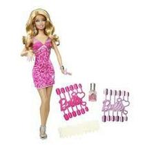 Barbie Manicurista Accesorios Princesa De La Casa Mattel