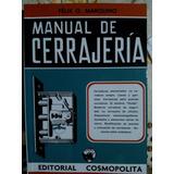 Manual De Cerrajeria Felix Marquino