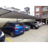 Toldo Estacionamiento Cochera Garage Lona Media Sombra Antig