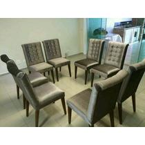 Cadeira Estofada Direto De Fabrica( Jcadeiras )