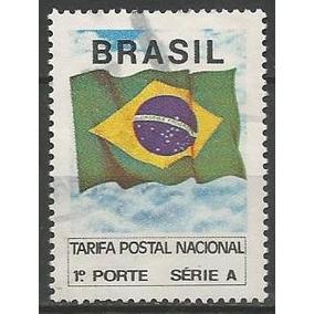 Lsjp Brasil Cfn Bandeira 1º Porte Nacional Rhm 689 1991