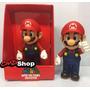 Super Mario Grande Boneco Mario Luigi Yoshi Original 6modelo