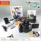 Canon T3i Corpo + Grip Bge8 + Sd 16gb + Frete Grátis 12x S/j