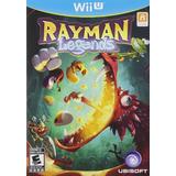 Videojuego Rayman Legends Nintendo Wii U