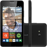 Smartphone Microsoft Lumia 640 Preto Lacrado