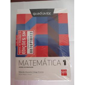 Pnld 2018 Livro Professor Coleção Quadrante Matemática 3 Vol