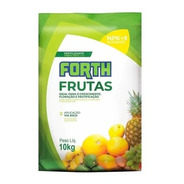 Fertilizante Adubo Forth Frutas Farelado - 10kg + Brinde