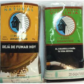 Tabaco Puro Argentino-tabaco Para Armar Cigarrillos