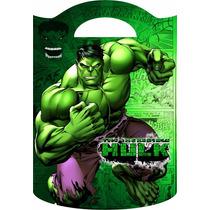 Bolsitas Golosineras Cumples Infantiles! Motivo Hulk