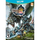 Monster Hunter 3 Ultimate Wiiu Nuevo Sellado