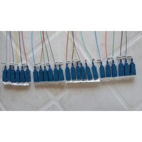 Pigtails Sc Conector Azul