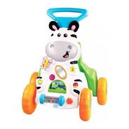 Andador Caminador Bebe Cebra Cici Sonidos Babymovil Full