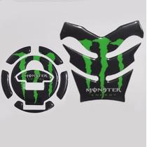 Protetor Bocal Tanque Tankpad Moto Yamaha Xtz 250 Tenere 16
