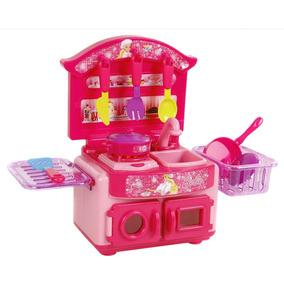 Barbie-chef Cozinha Fashion Lider 2122