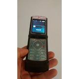 Celular 1chip Motorola V3 So Pega A Vivo. Envio Td.brasil
