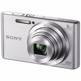 Câmera Digital Sony W830 Nova Hd 20.1mp Zoom 8x