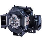 Epson Elplp41 Lámpara De Repuesto Para El Powerlite S5 / 77