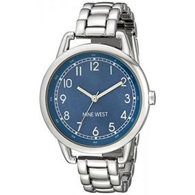 Reloj Nine West Modelo: Nw1691blsb Envio Gratis