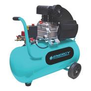 Compresor De Aire Energy Ac.20k 24 Litros Kit De Accesorios