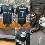 Camisa Do Grêmio Black Project Topper 30 Tam G Camisa Nova - Camisa ... 34fc3a6f5d689