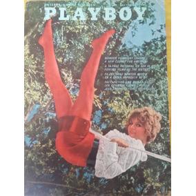 Revista Playboy Eeuu Julio 1968 Excelente Estado Con Poste