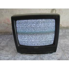 Tv De Tubo 20 Polegadas Philips Leia O Anuncio