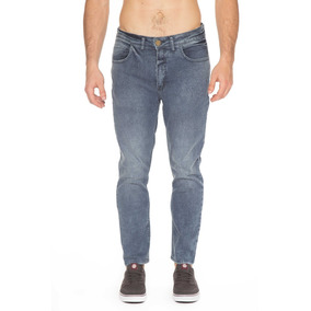 Pantalón Denim Billabong Slim Crop Blue Wave Hombre