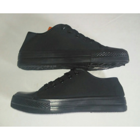 Zapatos Deportivo Negro Escolar.