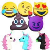 Power Bank Emoji Emojis 2600 Mah Universal Bateria Emoticon