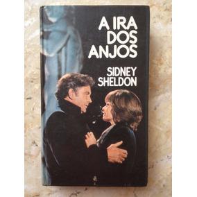 Livro: A Ira Dos Anjos - Capa Dura - Sidney Sheldon