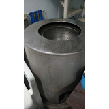 Centrífuga De Roupas Industrial Lavagem Com Água