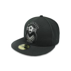 Gorra Ne 5950 Black On Black Monarcas 9157a5731ab