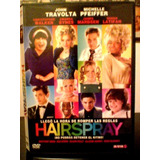 Dvd Hairspray 2007, Original, John Travolta