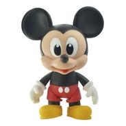 Mickey Mouse 30cm Bonecos De Vinil Atóxico - Lider