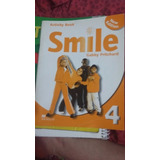 Texto Ingles, Smile 4. Editorial Macmillan
