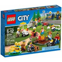 Lego City - Diversão No Parque Pack Pessoas Da Cidade 60134