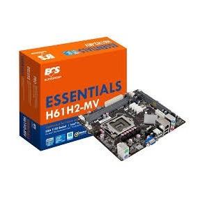 Tarjeta Madre Ecs H61h2-mv Socket 1155 Micro-atx