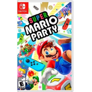 ..:: Super Mario Party ::.. Para Switch En Game Center