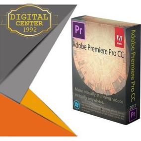 Adobe Premiere Pro Cc 2017 Español Con Manual De Instalacion