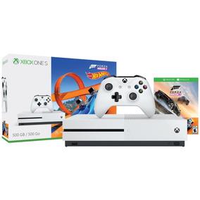 Consola Xbox One S Forza Horizon 3 Hot Wheels 500 Gb