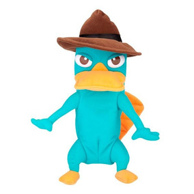 Peluche Transforming Perry Phineas & Ferb