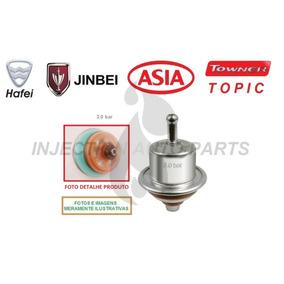 Regulador Pressão Combustível Jinbei Topic Motores 2.0 E 2.2