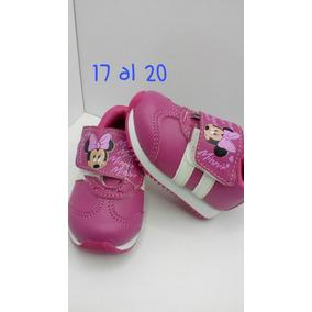 Zapatillas Bebe 17 Al 20 Peppa Pig Minnie Mickey